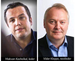 Fortsatt sensasjonelle tall for Demokratene i Norges nettaktiviteter