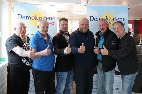 Styret Demokratene Trøndelag