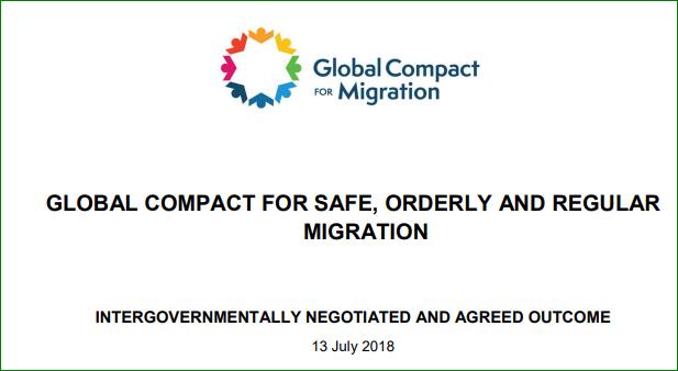 Hvorfor tar ikke Senterpartiet et standpunkt mot FNs migrasjonsavtale?