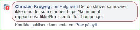 Helgheims lure bompengefinte