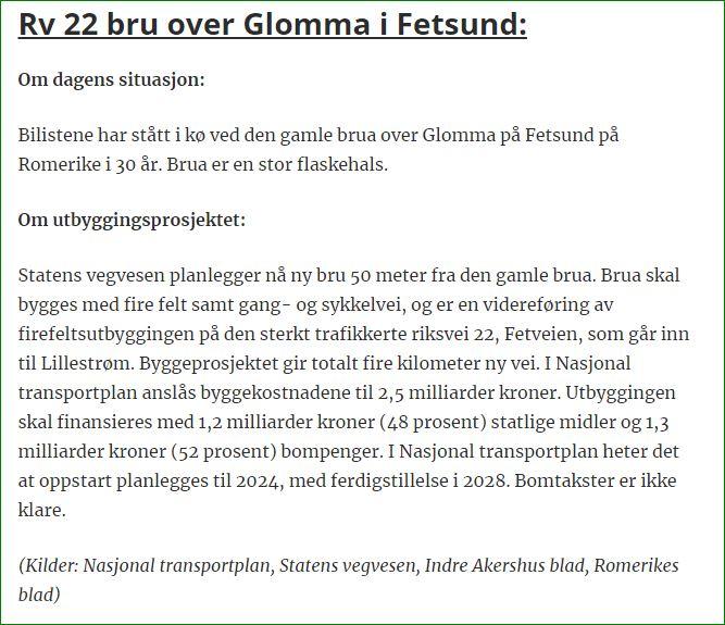 Hvordan kan vi stoppe de planlagte bommene i Lillestrøm kommune?