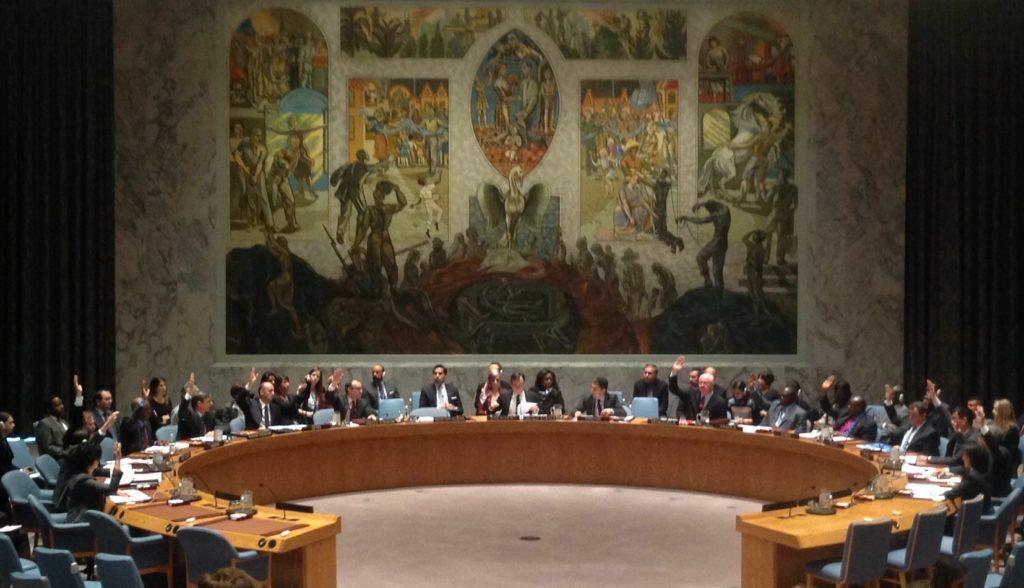 Forfengelige norske stormannsgale politikere ønsker seg inn i FNs sikkerhetsråd
