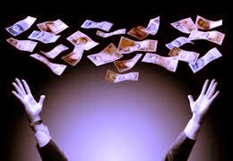 Regjeringen Solbergs pengesløseri